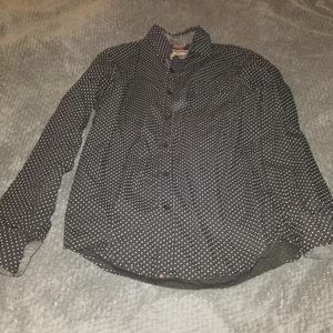 Like new mens  size sm Hudson & Barrow shirt